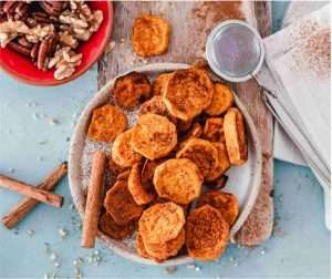 Recipes with Nadia Coetzee - Nutritionist - Root Your Health Perth GF Sweet potato cakes