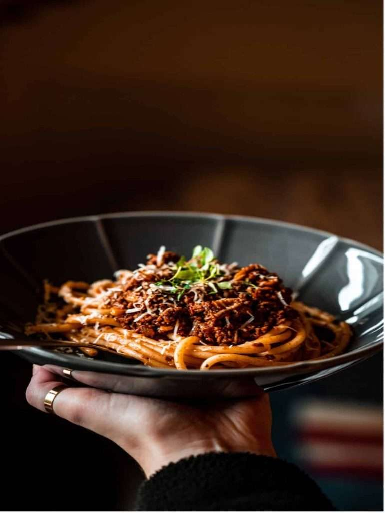 Recipes with Nadia Coetzee - Nutritionist - Root Your Health Perth Lentil Spaghetti Bolognese
