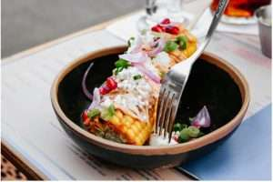 Recipes with Nadia Coetzee - Nutritionist - Root Your Health Perth Spicy Corn on the Cob