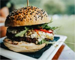 Recipes with Nadia Coetzee - Nutritionist - Root Your Health Perth Ultimate Meatless Burger