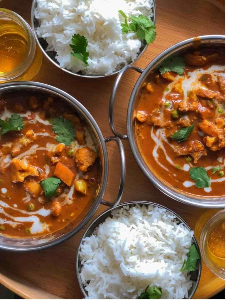Recipes with Nadia Coetzee - Nutritionist - Root Your Health Perth Vegetable Thai Red Curry