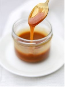 Recipes with Nadia Coetzee - Nutritionist - Root Your Health Perth - Salted Coconut Caramel Sauce