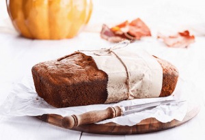 Recipes with Nadia Coetzee - Nutritionist - Root Your Health Perth - Vegan, Gluten Free Pumpkin Loaf