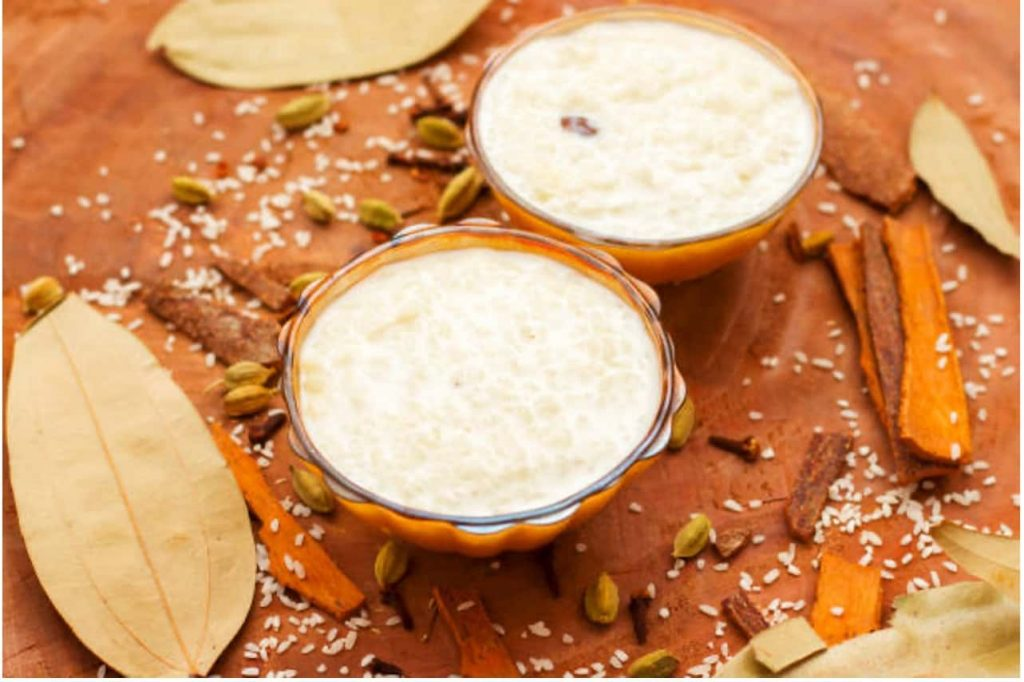 Recipes with Nadia Coetzee - Nutritionist - Root Your Health Perth - Coconut Sago Pudding