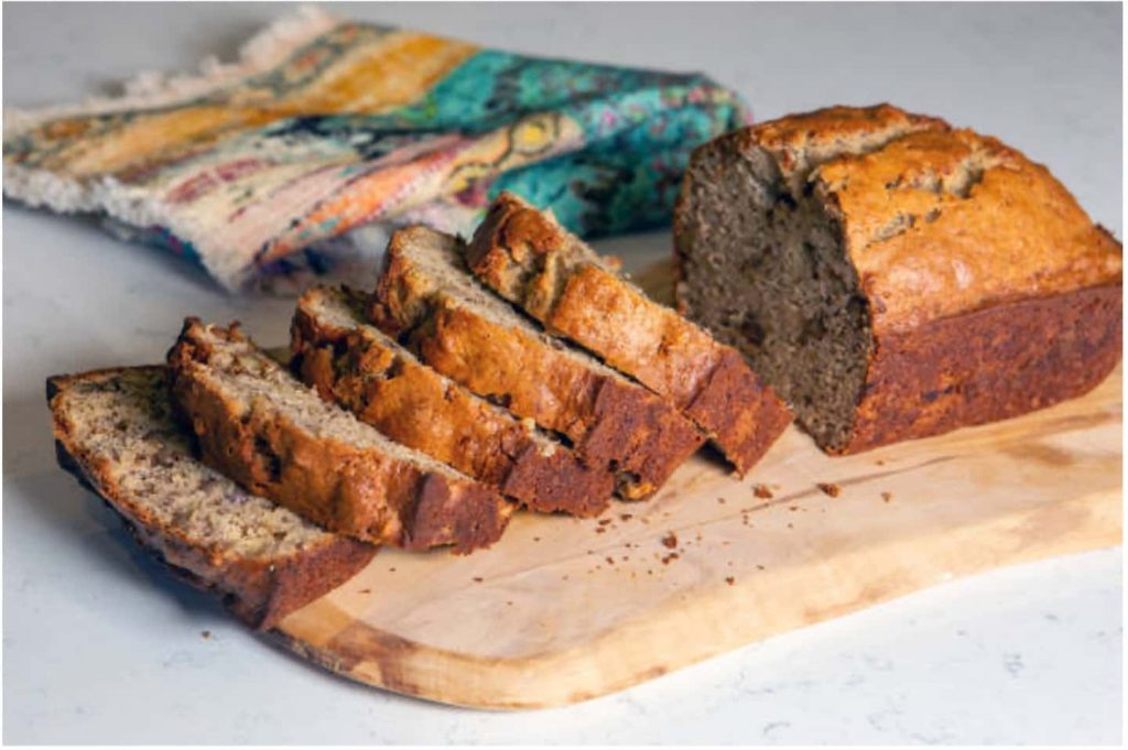 Recipes with Nadia Coetzee - Nutritionist - Root Your Health Perth - Coconut and Date Loaf