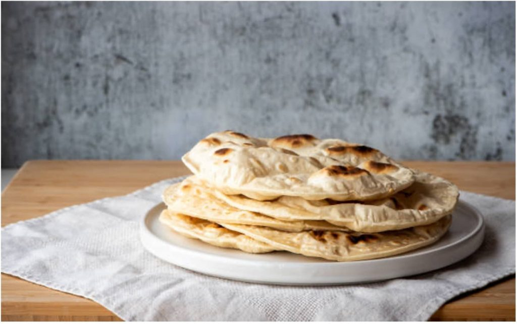 Recipes with Nadia Coetzee - Nutritionist - Root Your Health Perth - Gluten-Free Naan Bread