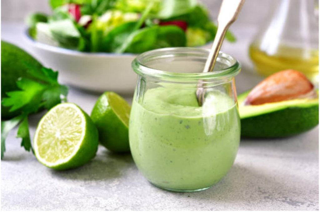 Recipes with Nadia Coetzee - Nutritionist - Root Your Health Perth - Super Green Probiotic Dressing