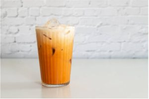 Nadia Coetzee - Nutritionist - Root Your Health - Perth - Iced Rooibos Chai Latte